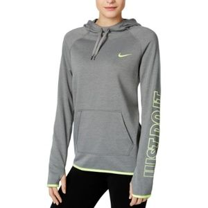 "NEW Nike ""Just Do It"" Dri-FIT Training Hoodie XL"